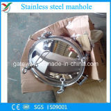 Acier inoxydable Manhole Covel avec Surface beatuful