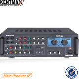amplificateur de puissance sonore de maison de théâtre de 50W 2CH avec l'écho (AK-603)