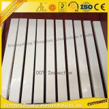 tubo de aluminio anodizado 6000series del aluminio del tubo de la capa del polvo