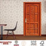 침실 외부 나무로 되는 문 단단한 티크 목제 문 (GSP2-004)