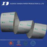 Las escrituras de la etiqueta termales más populares la termal del CAS de la alta calidad del rodillo del papel del mercado