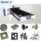Maquinaria del corte del laser de la fibra de la hoja de metal
