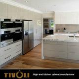 [مدف] يدهن خشبيّة [كيتشن كبينت] حديثة تصميم مطبخ أثاث لازم ([أب036])
