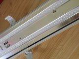 LED 세 배 증거 빛 60W 의 단단히 LED 고정편 정착물 수증기