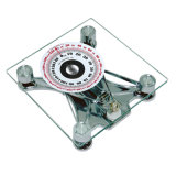 150kg Sqare Glass Large Dial Analogue Homeholding Scale