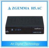 H. 265 ATSC + DVB S/S2 Decoder Zgemma H5. AC