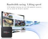 Mxq PRO 1g8g Android 6.0 TV Box S905X para TV con 2,4 WiFi y el mejor Bluetooth Kodi Preinstalado