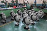 De volledige Vleugelklep van het Type van Handvat CF3m Met Goedgekeurd Ce ISO Wras (CBF01-TL01)