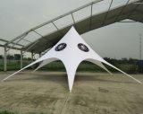 高品質アルミニウム党星のテント、新しいデザインイベントのための折る星党テント