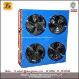 Медный воздух для того чтобы намочить теплообменный аппарат для промышленный охлаждать