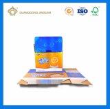 Профессиональной напечатанная таможней коробка Corrugated картона упаковывая (коробка перевозкы груза картона)