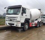 Caminhão do misturador de cimento da capacidade do caminhão do misturador concreto de Sinotruk