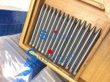 Подгонянное сопло карбида вольфрама водоструйное для водоструйного вырезывания Machine7.14*1.02*55.0mm