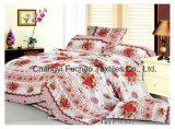 새로운 디자인 호텔 침구 고정되는 많은 면 침구는 침대 시트 베갯잇을 놓는다
