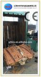 Plástico/prensa de la vertical de Carboard