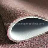 Polyester et Spandex Blended Yarn Tricoté Spacer tissu