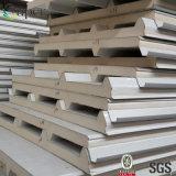 Poliuretano materia prima para paneles sándwich PU para edificios de acero