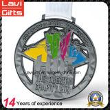 Premio Deporte Medalla Metal 3D