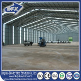 建築構造の鋼鉄によって製造される構造プレハブの大きい倉庫