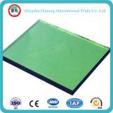 4-8mm verde oscuro vidrio reflectante con el certificado CE