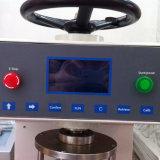 Verificador Hydrostatic de Repellency da Teste-Água da resistência de água da pressão de matéria têxtil de Digitas