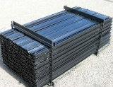 タンシャン中国からのオーストラリアYの塀のポストの黒の瀝青Yのポスト