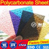 温室のポリカーボネートシートのために波形を付けられる100%年のバージンの新しい材料