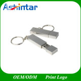 USB Pendrive del OEM del palillo de memoria Flash del metal USB2.0