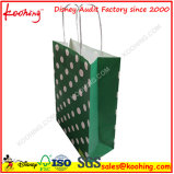Abitudine di prezzi di fabbrica della Cina/sacchetto universale della carta kraft del regalo di natale