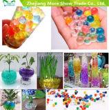 Fabrik-Zubehör Orbeez Kugel für Pflanzenkristallschlamm-Schmutz-Wasser bördelt Gel-Kugel-Hauptdekoration