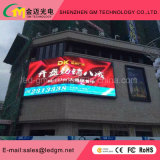 Im Freien Fernsehen P10 LED-Bildschirmanzeige im Shenzhen-Hersteller