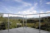 Het WoonTraliewerk van uitstekende kwaliteit van de Kabel van het Roestvrij staal, het Traliewerk van het Dek van de Kabel voor Binnenlands of Buiten
