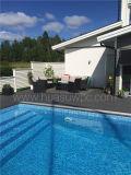 Prezzo di fabbrica esterno di plastica di legno di Decking della piscina del composto WPC