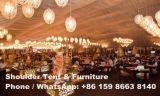 Vertiefung verzierte Hochzeitsfest-Zelt für 500 Leute