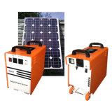 sistema fotovoltaico della produzione di energia 20W con la radio MP3
