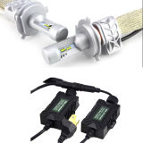 5s Luxeon Chip H4 9003 Hb2 Hi / Low Beam 50W 8000lm 6000k LED Headlight Kits para carro Nevoeiro DRL LED Replace Light Source LED Headlamp