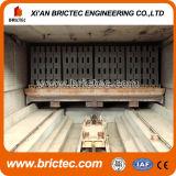 煉瓦乾燥のためのトンネルキルン