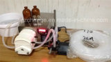 Machine de remplissage péristaltique semi automatique de pompe
