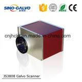 laser de machine de soudure de la tête de balayage d'ouverture de 30mm Js3808 pour la machine portative de soudure laser