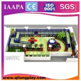 Спортивная площадка городка движения популярных малышей миниая (QL-16-6)