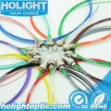 Оптическое волокно Pigtailset FC APC Sm 0.9mm 12 цветов