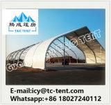 販売のための2017年の飛行機の航空機のハンガーテントによって曲げられるPVCカバー屋根のテント