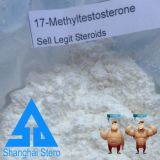 Testosterona esteróide oral do Bodybuilding 17-Alpha-Methyl da hormona com qualidade superior