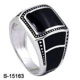 Spätester Entwurfs-Silber-Schmucksache-Ring-Fabrik-Großverkauf
