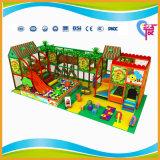 숲 주제 작은 실내 아이 연약한 운동장 장비 (A-15354)