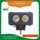 3 12V 24V Offroad 트럭, ATV, UTV 의 Ute 트럭 표시등 막대를 운전하는 기관자전차를 위한 인치 20W LED 바 빛