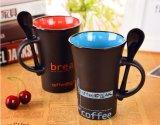 Taza exterior e interior de la impresión de la taza de café de encargo de cerámica al por mayor