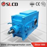 Getriebe-Anordnungs-Hochleistungsgetriebe der rechtwinkligen Welle-B3-8 schraubenartige abgeschrägte