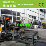 Línea máquina del granulador/de la granulación de la película plástica del LDPE del HDPE del PE del desecho