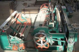 Machine de tissage de treillis métallique d'acier inoxydable